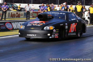 Erica Enders Cobalt at 2013 Winternationals