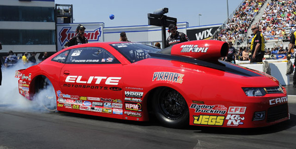 Erica Enders-Stevens 4-Wide Nationals