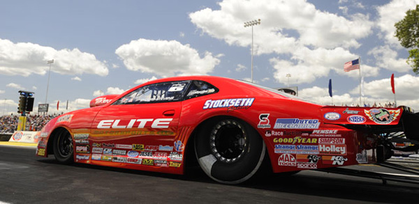 Erica Enders-Stevens sets new speed record 215.55 mph