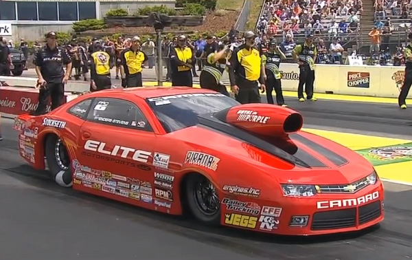 Enders-Stevens heads to Englishtown