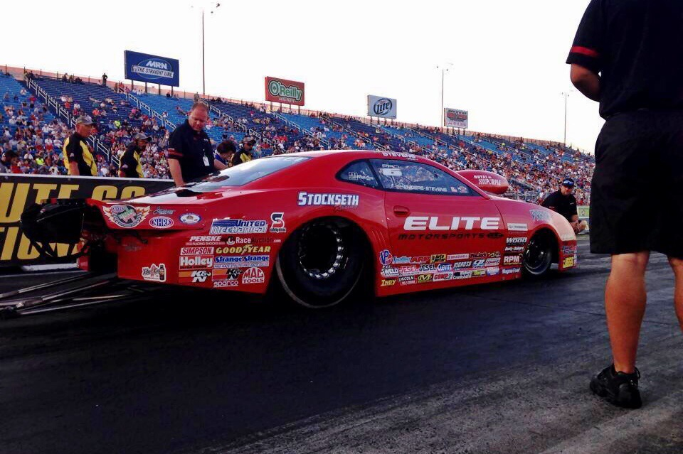 Erica Enders-Stevens Chicago 2014