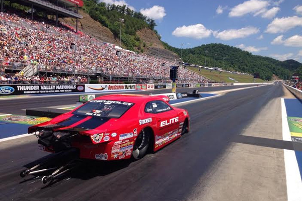 Erica Enders-Stevens qualifies 3rd at Bristol