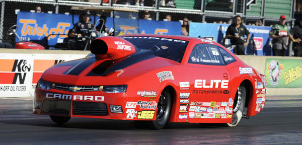 Erica Enders-Stevens set Norwalk Track Record