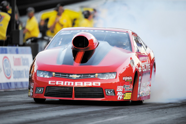 Erica Enders-Stevens Norwalk burnout
