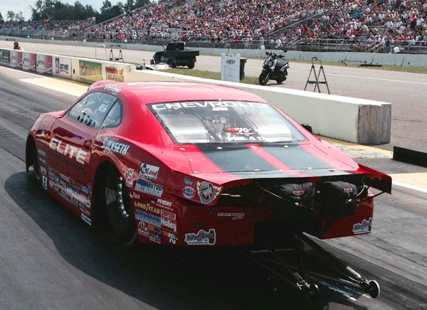 Erica Enders-Stevens qualifies 3rd at Brainerd