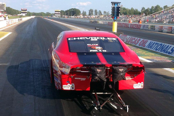 Erica Enders-Stevens transmission issues cut Brainerd eliminations short