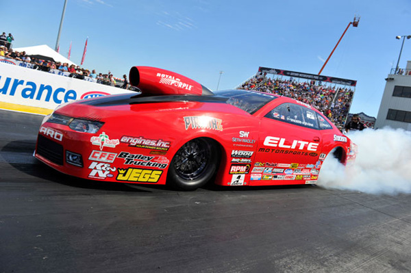 Erica Enders-Stevens qualifies number 1 in St. Louis