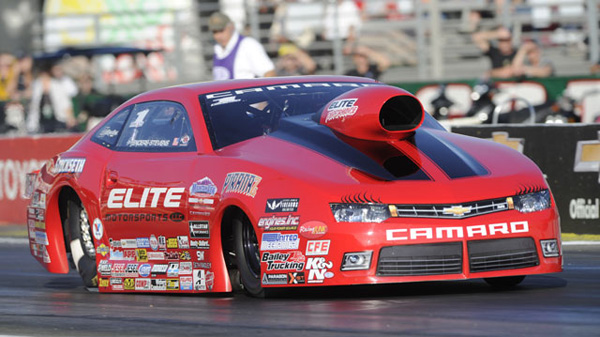 Enders-Stevens reaches semi finals at 2015 Winternationals