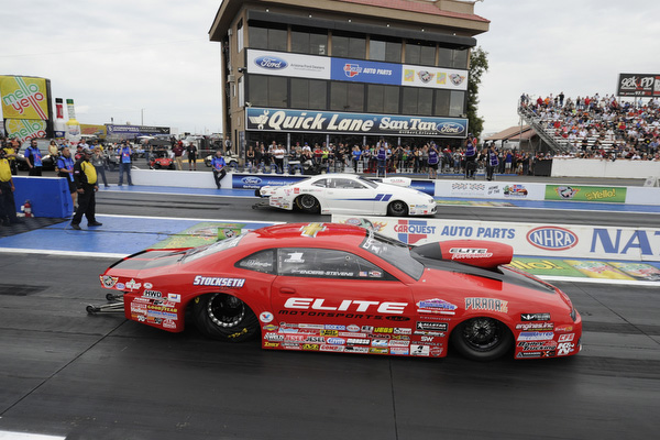 Erica Enders-Stevens reaches final round in Phoenix
