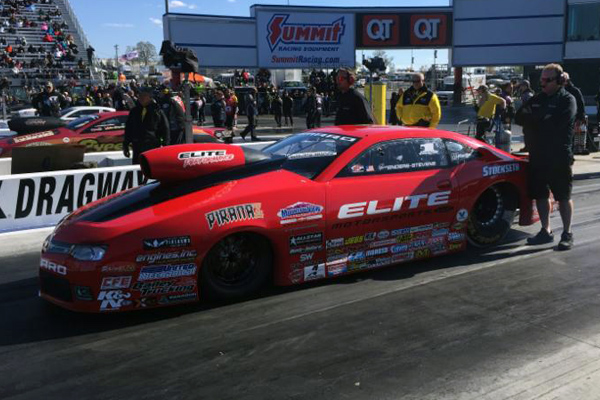 Erica Enders-Stevens hoping for another Vegas double