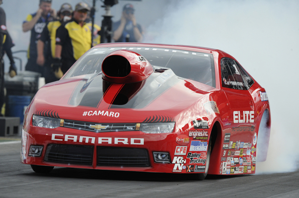 Erica Enders qualifies number 1 at Bristol | 2015