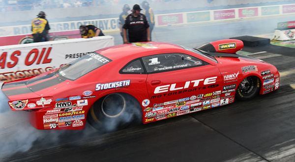 Erica Enders makes semi final appearance in Chicago 2015