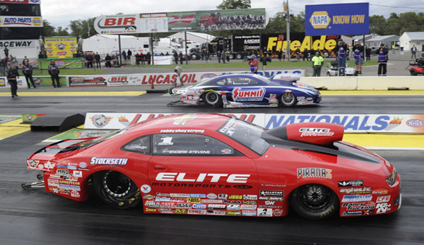 Erica Enders wins 2015 Lucas Oil Nationals at Brainerd