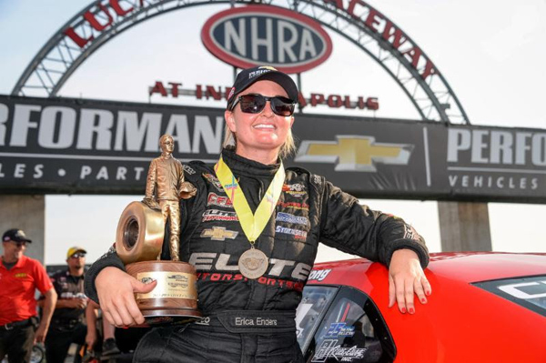 Erica Enders wins 2015 U.S. Nationals at Indy