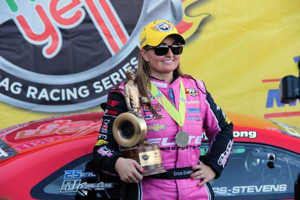 Erica Enders-Stevens wins Dallas 2015