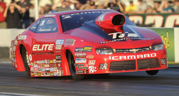 Erica Enders Pomona 2015 Auto Club Finals