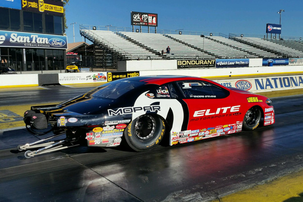 Erica Enders ready for Pomona 2016