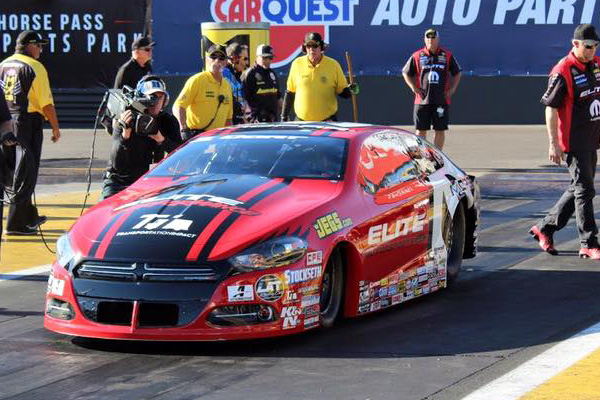 Erica Enders Phoenix 2016 Qualifying
