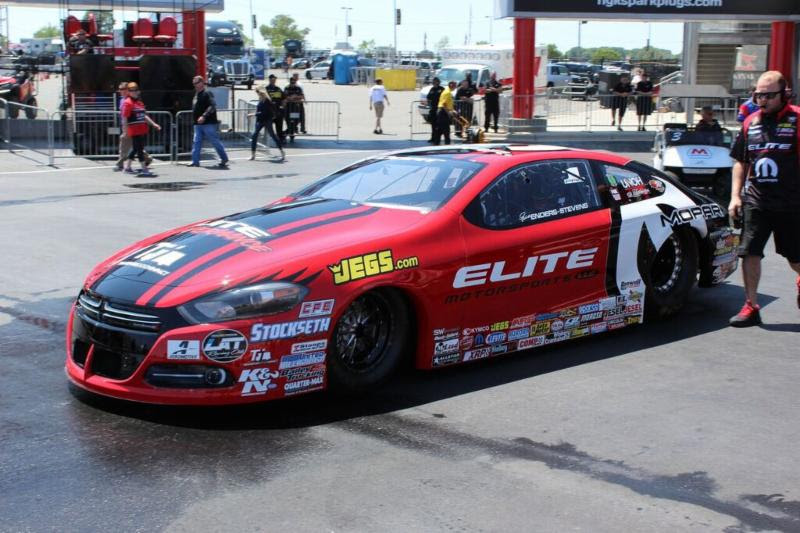 Erica Enders | NHRA 4-Wide Sunday