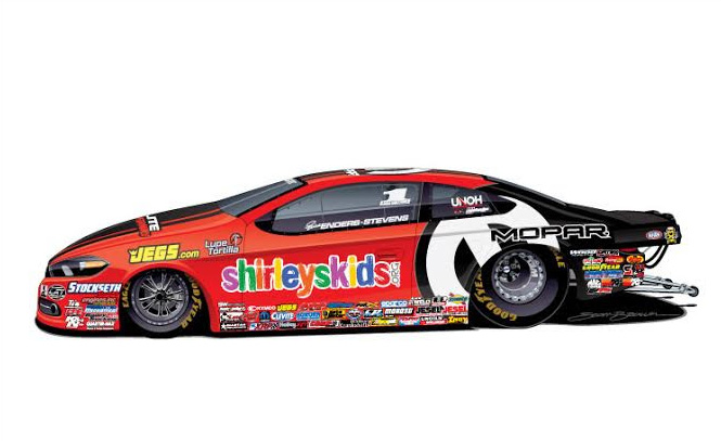 Erica Enders | Shirley's Kids | NHRA