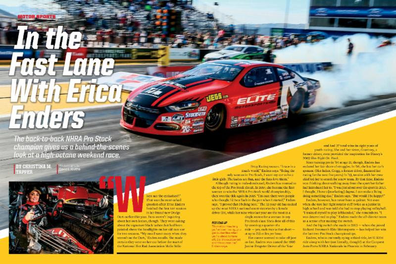 Erica Enders - Sports Illustrated Kids