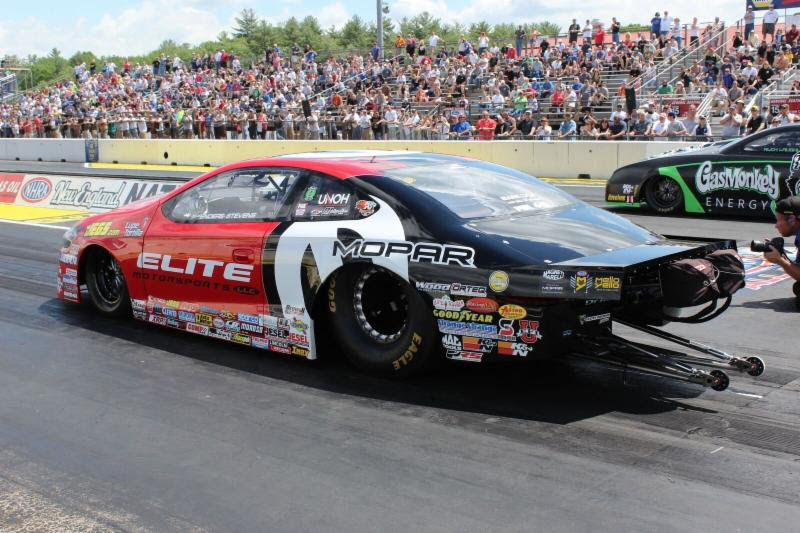 Erica Enders | New England Nationals Eliminations