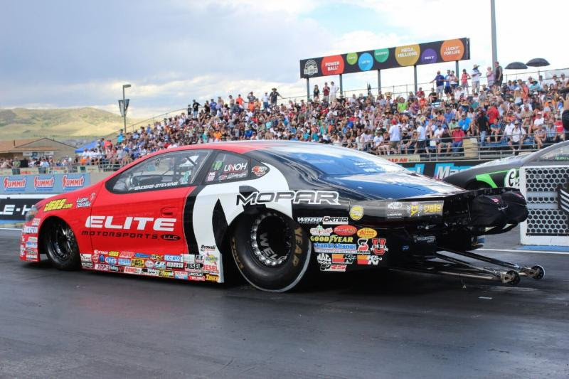 Erica Enders NHRA Mile High Nationals 2016