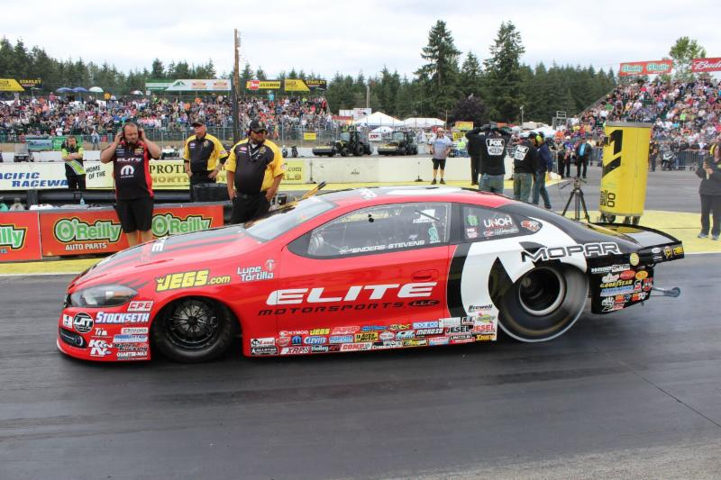 Erica Enders | Pacific Raceways 2016 NHRA