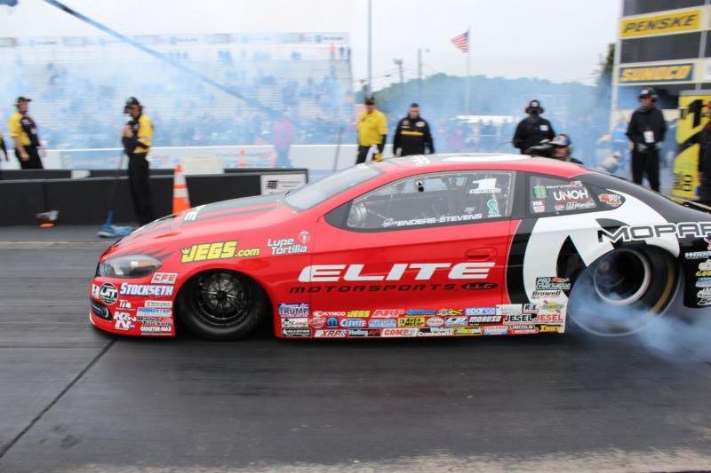 Erica Enders | Dodge NHRA Nationals 2016
