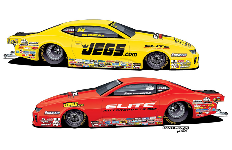 INDIANAPOLIS, IN — Elite Motorsports team owner Richard Freeman announced Thursday at the PRI Show that multi-time world champion drag racers Jeg Coughlin ...