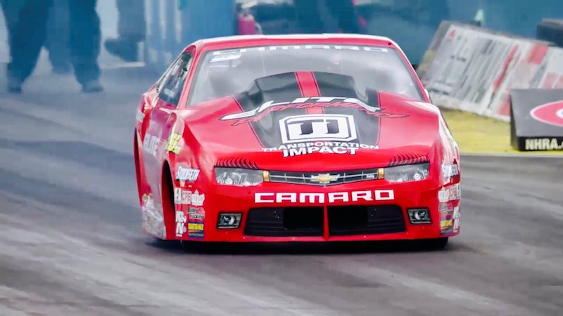 Erica Enders | NHRA New England Nationals 2017