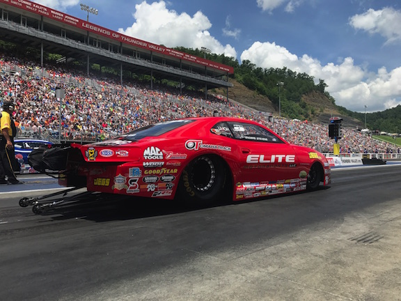 Erica Enders | NHRA Thunder Valley Bristol 2017