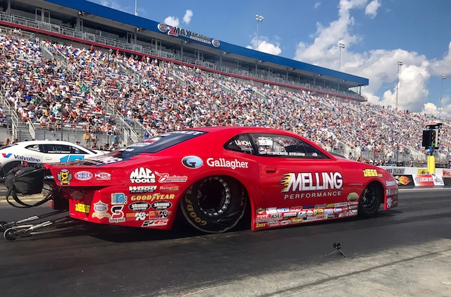 Erica Enders 2017 NHRA Carolina Nationals