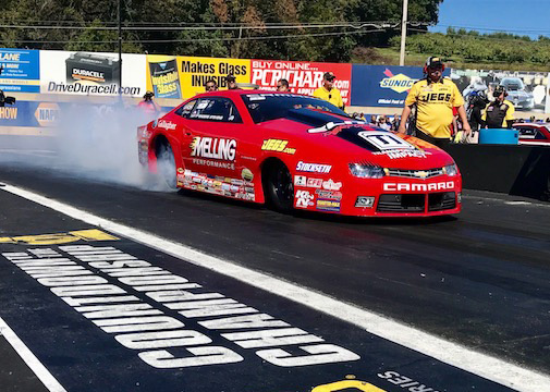 Erica Enders | NHRA Pro Stock 2017 Reading
