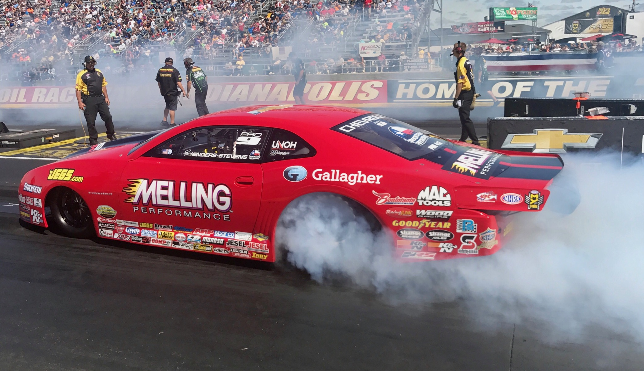 Erica Enders | NHRA Pro Stock Indy 2017