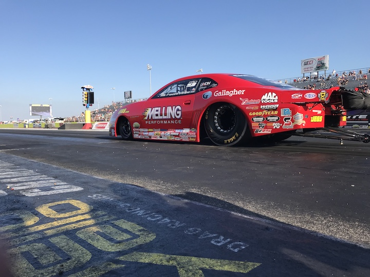 Erica Enders | Dallas 2017 NHRA