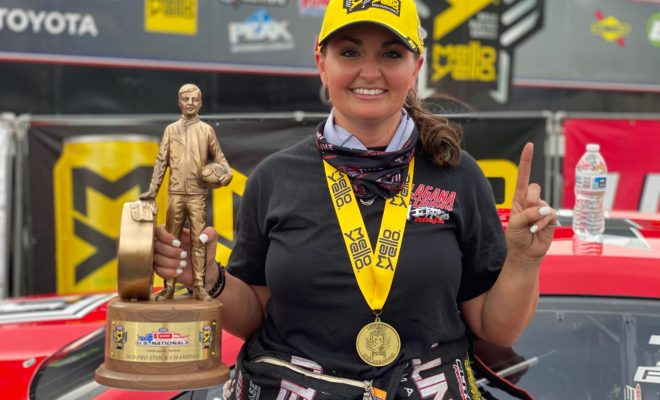 Erica Enders US Nationals 2020